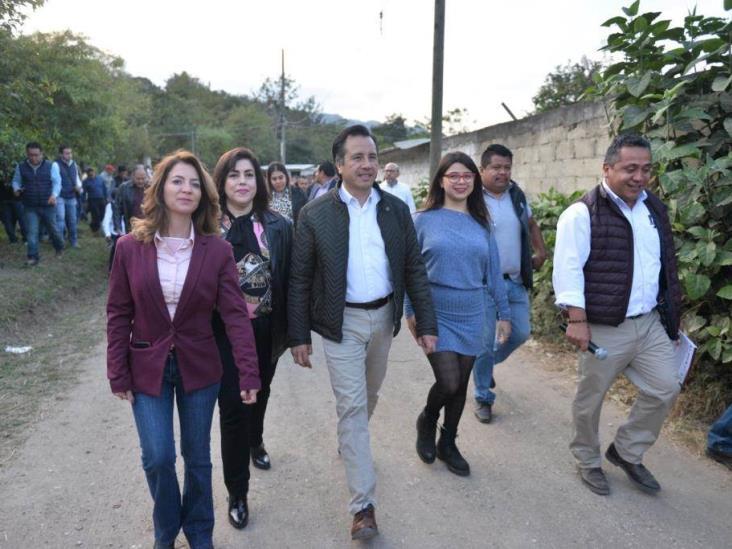 Muy alto, rezago en vivienda en Veracruz: Cuitláhuac