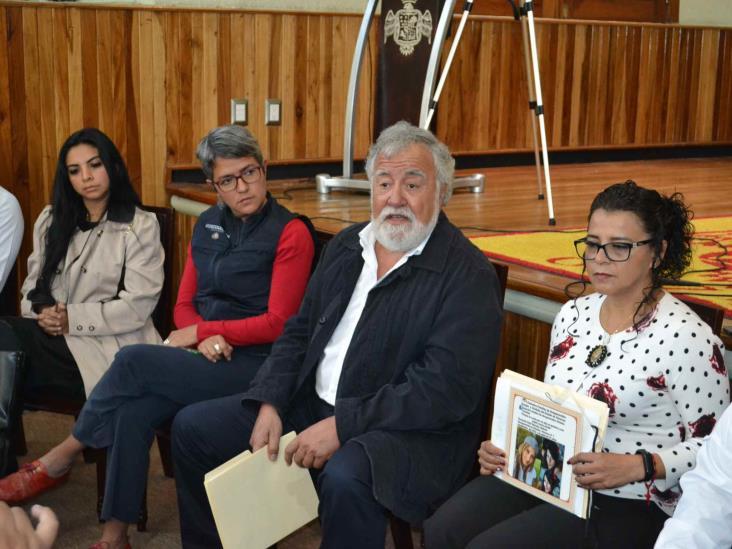 Federación, enterada de omisiones en búsquedas en Veracruz: Araceli Salcedo
