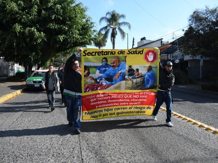 Denuncian falta de medicinas para niños con cáncer en Xalapa