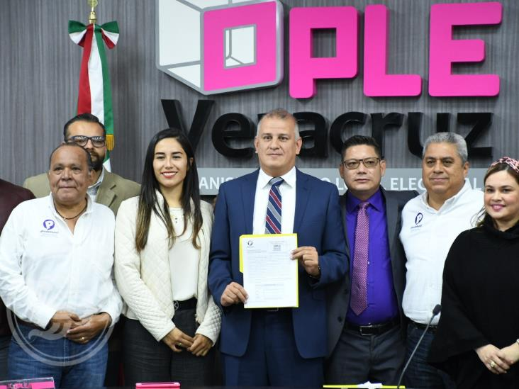 Busca Podemos ser un nuevo partido político en Veracruz