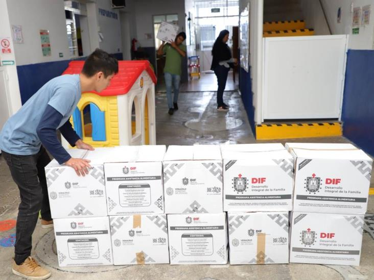 Beneficiará DIF con desayunos a más de 2 mil niños en Orizaba