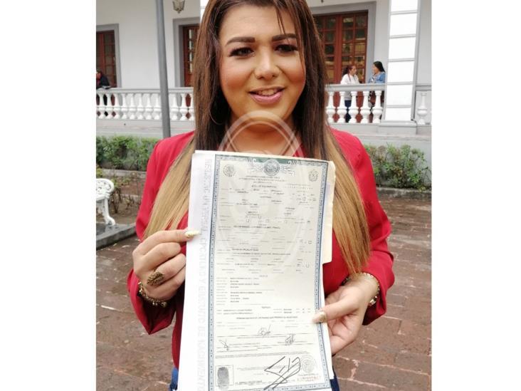 Karla Grijalva, el primer hombre registrado como mujer en Veracruz