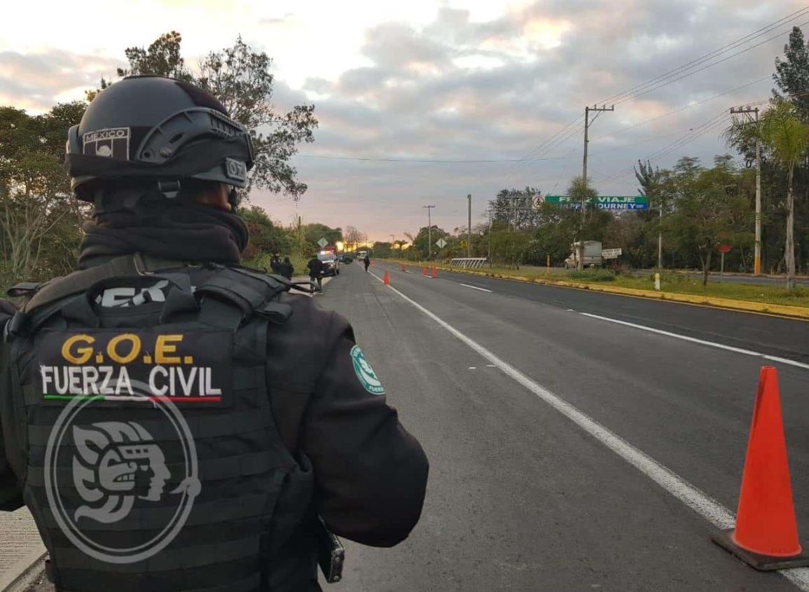 Detuvo SSP a mil 550 personas y recuperó 129 vehículos, en Operativo Guadalupe-Reyes