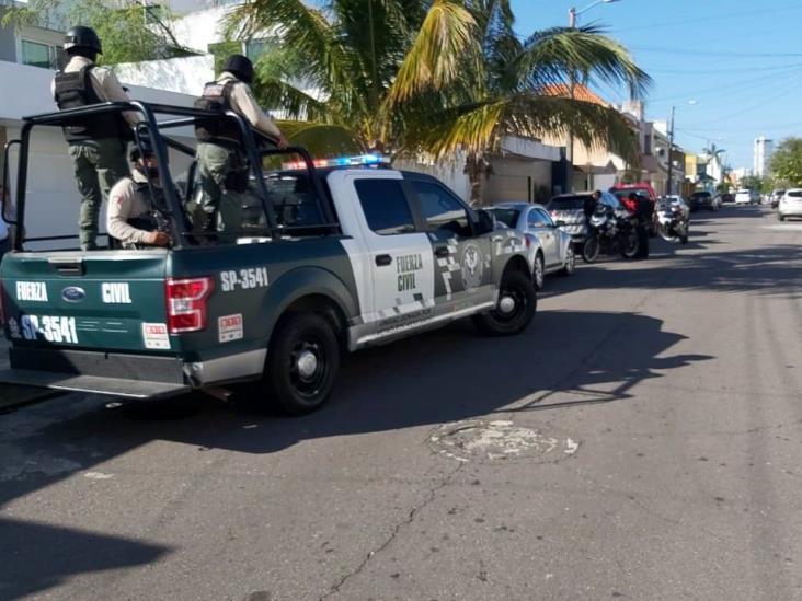 Asalto a cuentahabiente Boca del Río