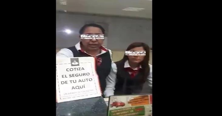 En Veracruz hombre acusa a cajeras por asalto; me pusieron el dedo