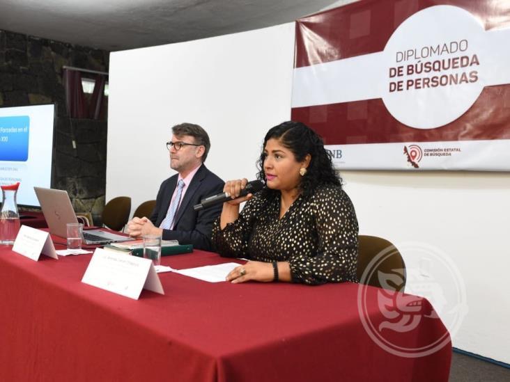 Trabaja comisión de Búsqueda en fortalecer área forense; avanzan trabajos en La Guapota