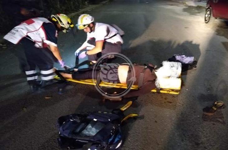 Tras accidente, mujer muere en el Hospital General de Córdoba