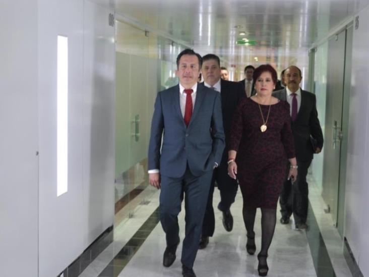 Asiste Hugo Gutiérrez a reunión de la Comisión Ejecutiva de Seguridad de Conago