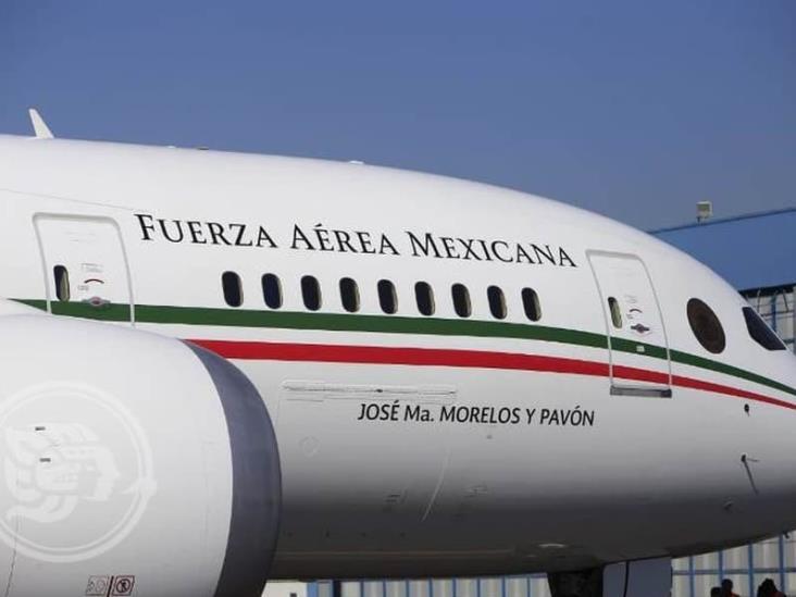Responderá EU esta semana sobre compra del avión presidencial
