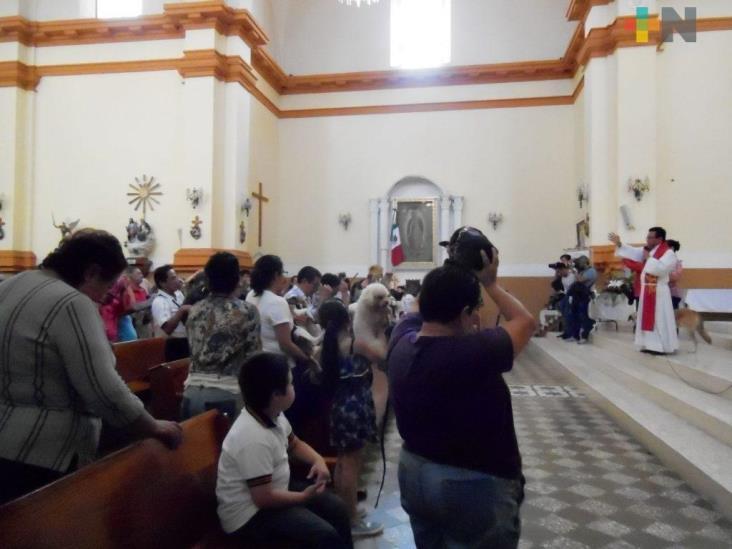 Bendecirán animales en Iglesia de los Corazones de Xalapa