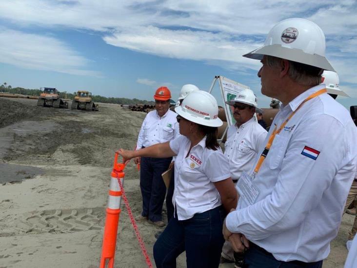Nahle: Gobierno no ha recibido recursos de China para Dos Bocas
