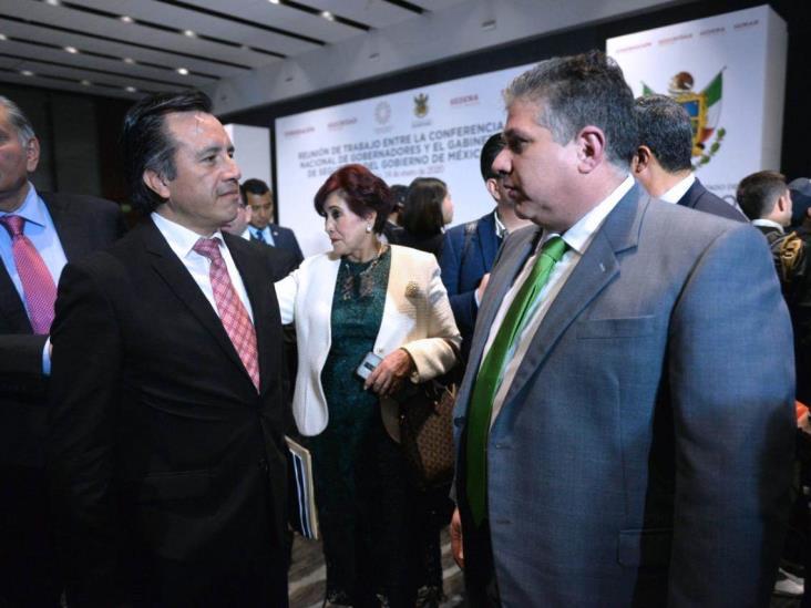 Veracruz cierra filas con Federación para combatir crimen: SSP