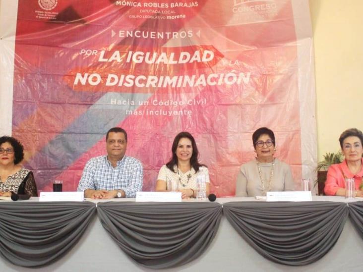 Respeto a los derechos humanos para una sociedad más pacífica: Mónica Robles