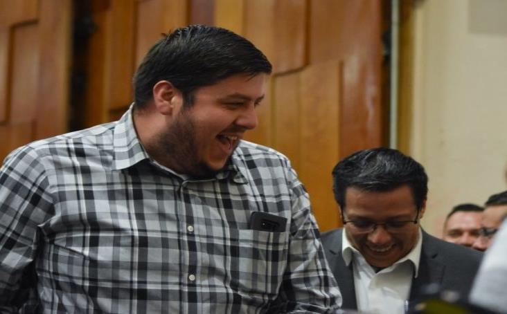 Solicitan al Congreso el desafuero del diputado local Erick Aguilar