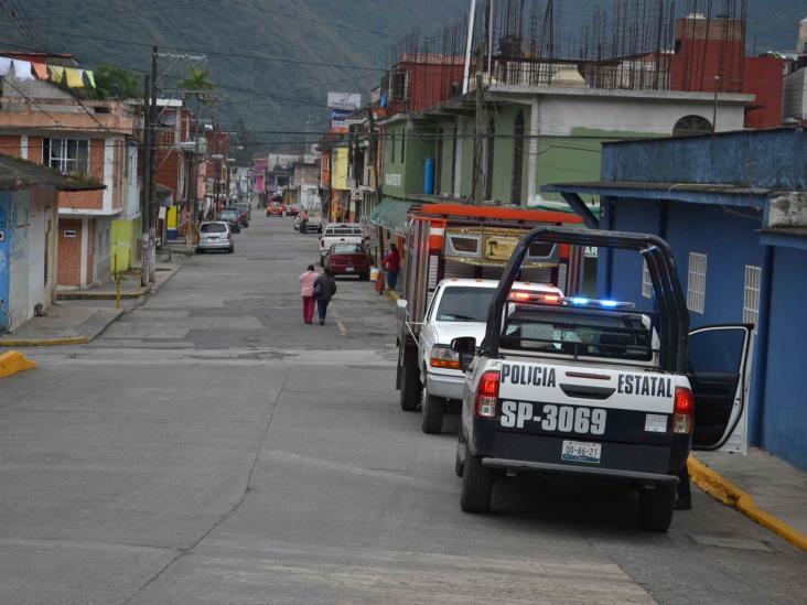 Comando armado secuestra a ex síndico de Río Blanco