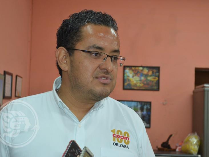 Espera CROM Orizaba que nueva delegada del IMSS resuelva quejas
