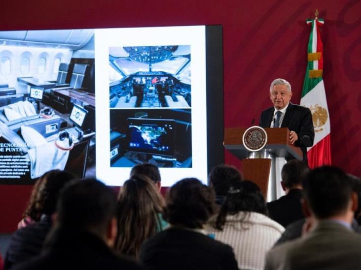 Propone AMLO  dar 100 premios de hasta 25 mdp en vez de rifa del avión presidencial