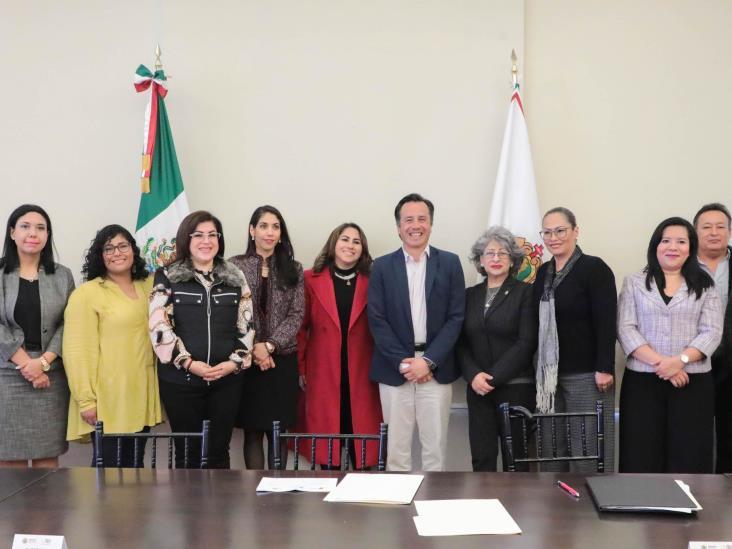 Cuitláhuac destaca avances de la Declaratoria  Emergente por Desaparición de Personas