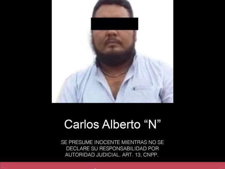 Aseguran a 8 hondureños en Cosoleacaque; un detenido por tráfico de personas