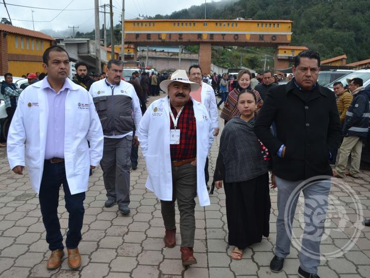 Se pronuncia Ramos Alor sobre el Insabi; pide paciencia