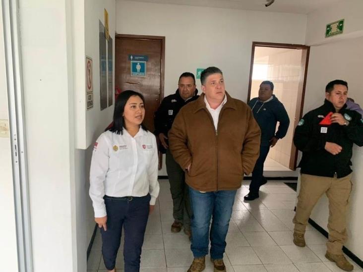 Asiste titular de SSP-Veracruz a Mesa para la Construcción de la Paz