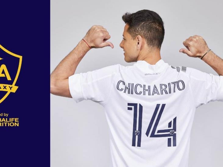 Es oficial: 'Chicharito' llega al LA Galaxy