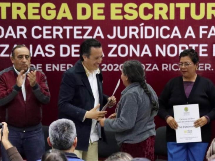 Inseguridad va a la baja en el norte de Veracruz, sostiene Cuitláhuac