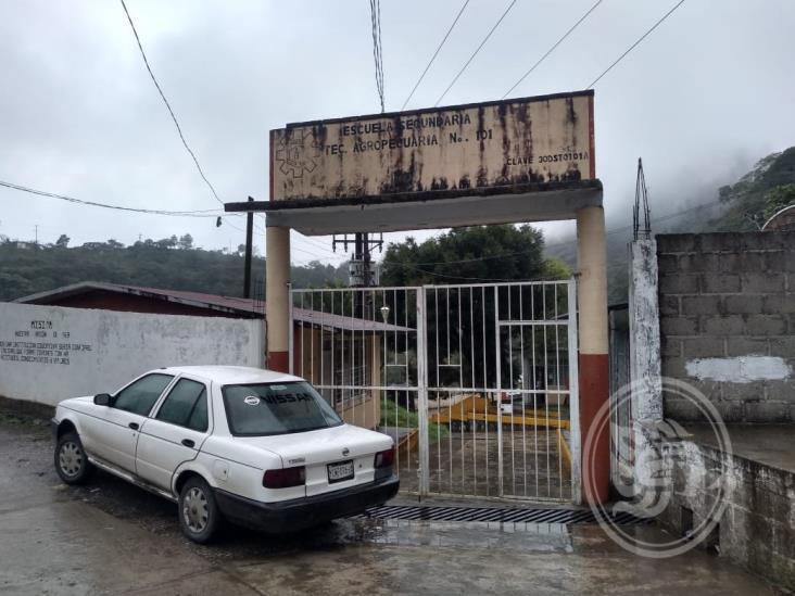 'Solución parcial' a peticiones en secundaria de Temaxcalapa