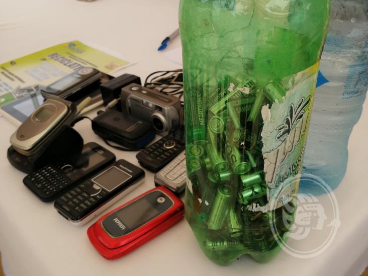 Anuncian primer Reciclatón del 2020 en Tuxpan