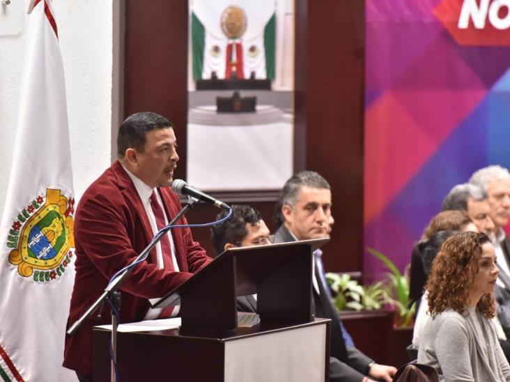 Avanzamos en la dirección de leyes justas: Gómez Cazarín