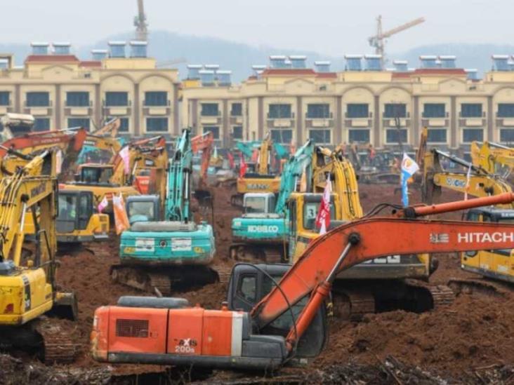 Construirá China hospital para atender a pacientes con coronavirus