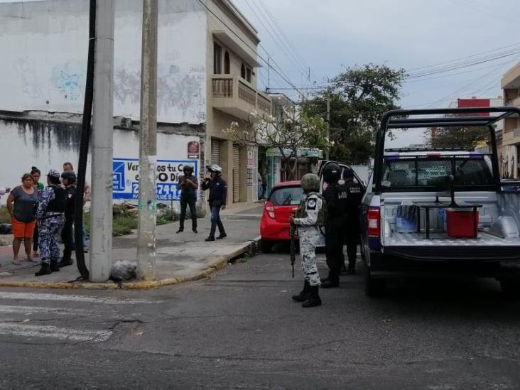Atracan a mujer tras retirar dinero en cajero de Veracruz
