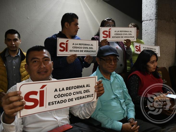 De no aprobarse reforma, Código Civil de Veracruz sería inconstitucional