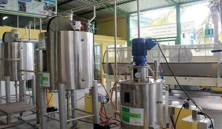 Detenida, planta de bioetanol del ITV