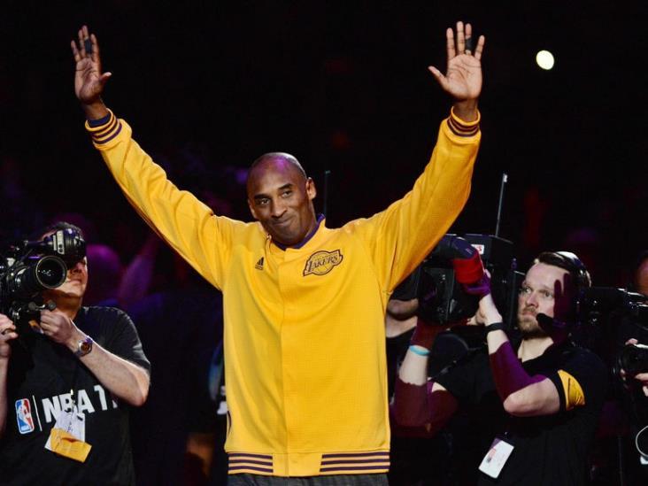 Muere la estrella de la NBA Kobe Bryant en accidente de helicóptero