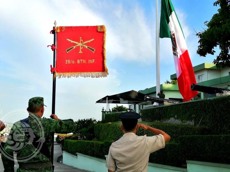 En Tuxpan, alista Sedena actividades por el Mes de la Lealtad