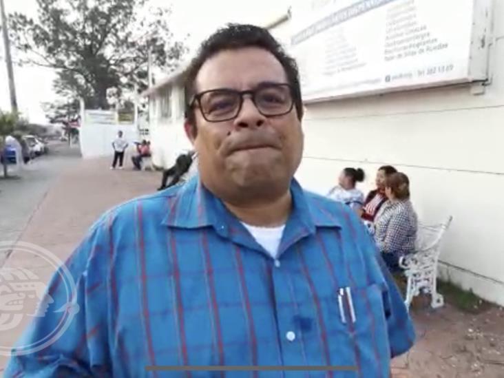 Hay más de mil 200 alumnos sin clases en Veracruz y Boca