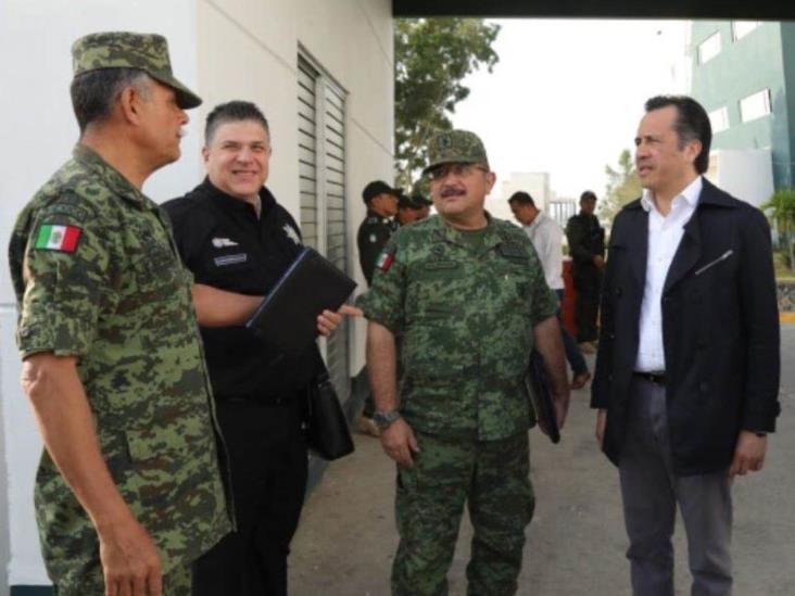 Seguridad, un compromiso en el que se avanza diariamente: Hugo Gutiérrez