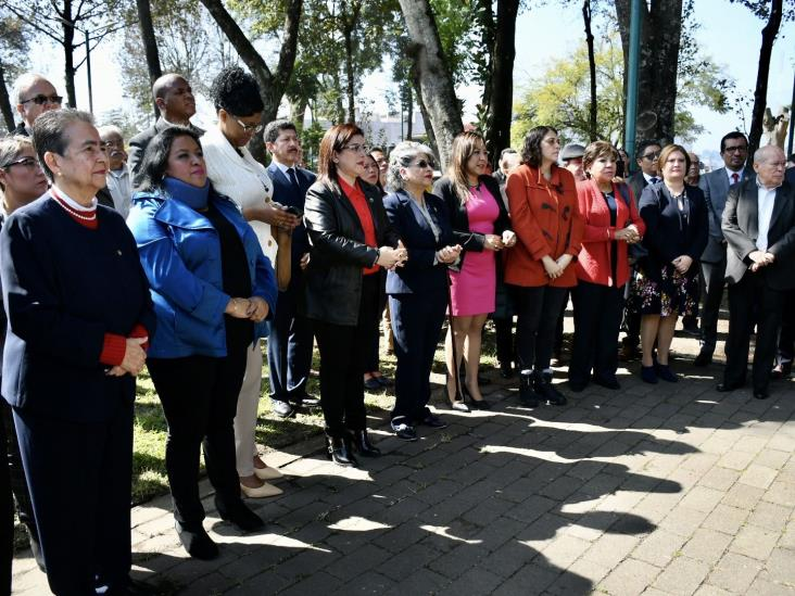 Recuerdan a José Martí en Xalapa a 167 años de su natalicio