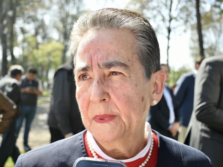 Verónica Hernández debe valorar permanencia en FGE-Veracruz: Gloria Sánchez