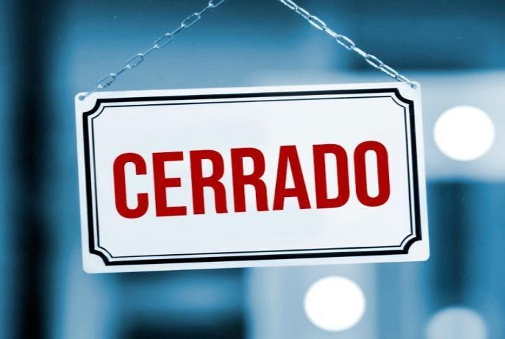 Reporta Canaco el cierre de negocios por baja economía en Veracruz