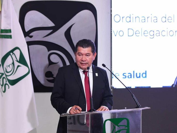 En riesgo construcción de hospitales del IMSS en Xalapa, Veracruz y Tuxpan