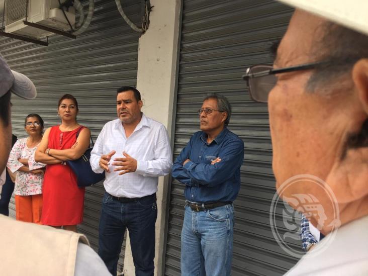 Protestan abogados contra titular de tribunal en Poza Rica