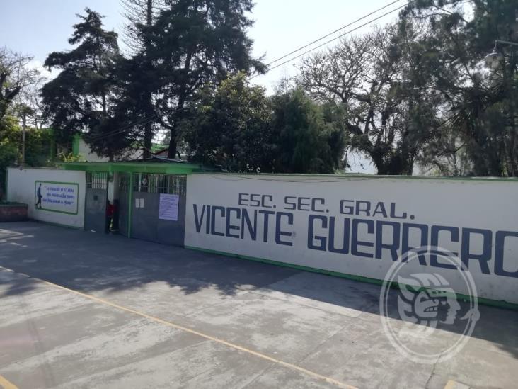 Descartan presunto contagio de VIH en secundaria de Río Blanco