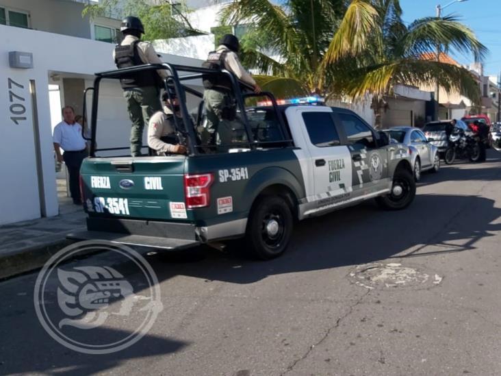 Reciben crédito de 100 mil pesos y las asaltan en Veracruz Puerto