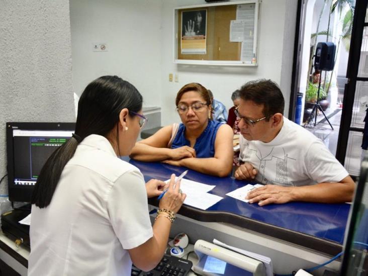 Subió alcalde de Veracruz en 130% impuesto Predial: PRD