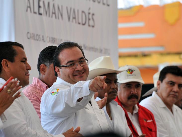 Niegan a UIF petición para anular amparo a favor de Javier Duarte
