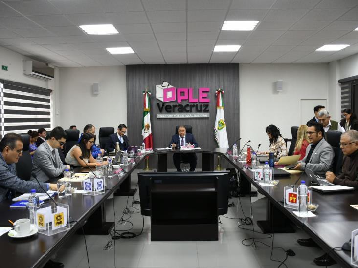 Dictamina OPLE-Veracruz financiamiento límite privado para 2020