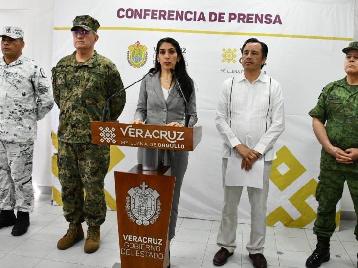 En Veracruz se acabaron los pactos con grupos los criminales: Cuitláhuac
