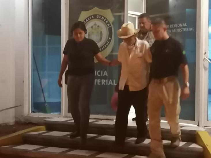 Detienen a anciano homicida en Soledad de Doblado
